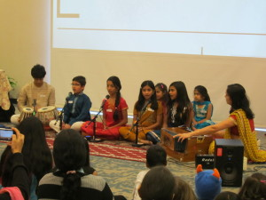 Ripples Through Time - A Swarlahari Presentation at the Davis Library, Plano.