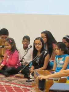 Choti Choti Gaiyan... Folk Bhajan Ripples Through Time - Swarlahari Presentation at Davis Library, Plano