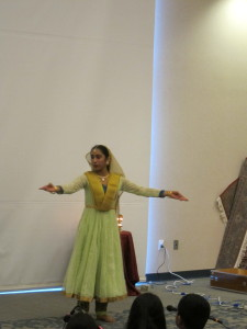 Taraana Ripples Through Time - Swarlahari Presentation at Davis Library