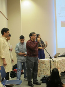 Thanks for Listening Ripples Through Time - Swarlahari Presentation at Davis Library
